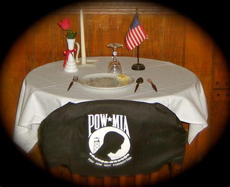 pow table pow day dear va