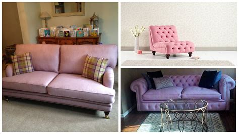 looking for a pink chesterfield sofa
