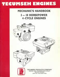 repair manuals for tecumseh engine submited images