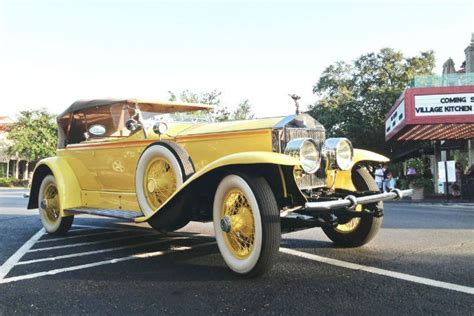 yellow rolls royce great gatsby five of the most cars in literature car