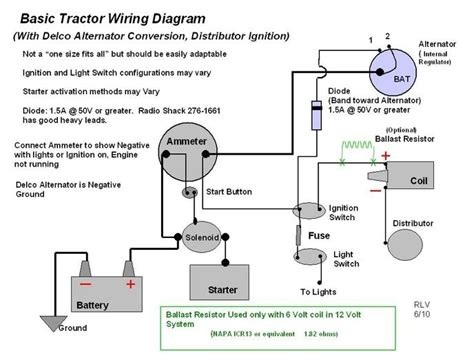 8n ford tractor wiring diagram 12 volt 1952 ford 8n