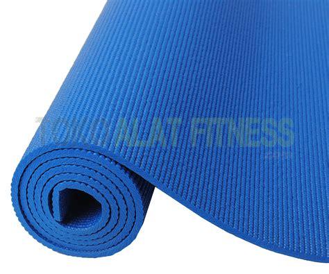 Sarung Top Raja Donggala Kotak Biru 1 mat pvc 8mm biru bca toko alat fitness
