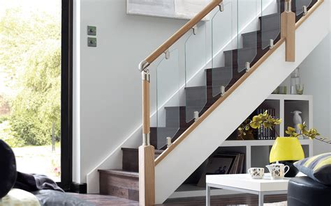 fusion stair parts spindles handrails amp glass panels