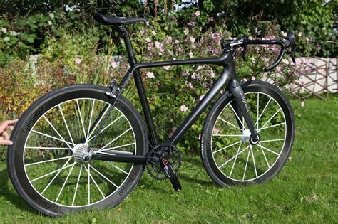 Handmade Road Bikes - trick new swedish road bike brand a2j aero lightweight