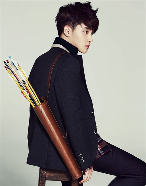 exo s official 2014 calendar photos by lee young hak pics for gt kyungsoo wolf photoshoot