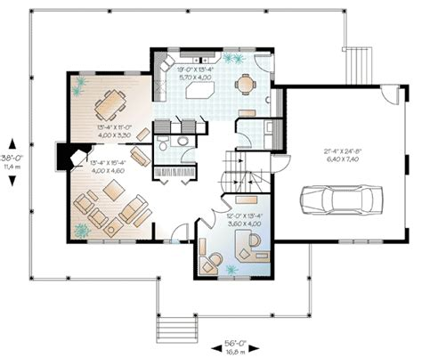 great 4 season sunroom 22301dr 2nd floor master suite country living 2176dr architectural designs house plans