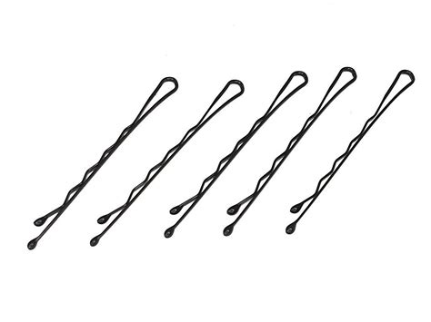 Hair Grips Bobby Pins Jepit Lidi pack of 30 wave black hair bobby pins kirby grips hair styling a princess j fashion