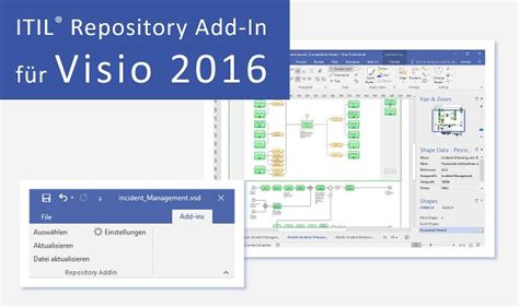 itil visio itil repository add in f 252 r visio 2016
