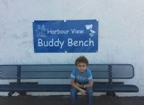 the buddy bench christian s buddy bench the official sitechristian s