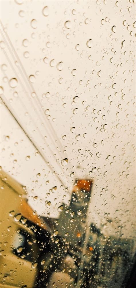 rain wallpaper iphone oppo vivo xiaomi keren senja hujan