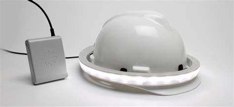 halo hat light core77 design awards winner spotlight halo the hat