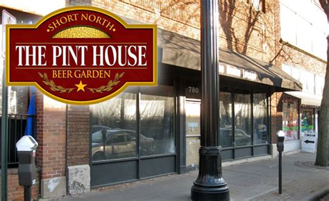 Pint House Columbus by The Pint House Garden Coming To The