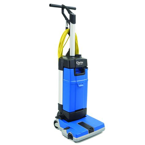 10 Gallon Floor Scrubber - ma10 12e upright auto floor scrubber unoclean