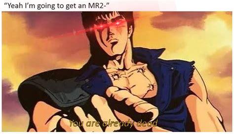 Omae Wa Mou Shindeiru Meme