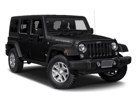 Jeep J7 New 2017 Jeep Wrangler Unlimited Unlimited Rubicon Sport