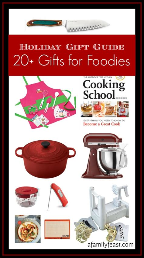gift guide 20 great gifts for foodies a family feast 174