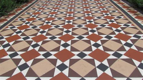 victorian pattern tiles how to lay victorian tiles rated people blog