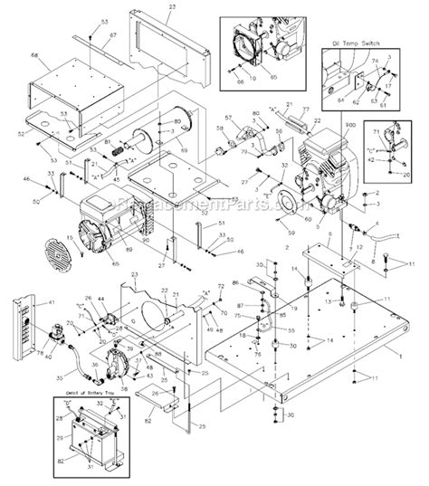 briggs and stratton 01815 parts list and diagram