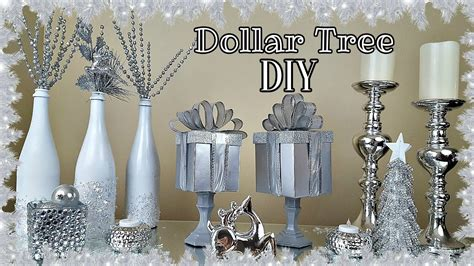christmas home decor crafts diy dollar tree gift box christmas home decor craft