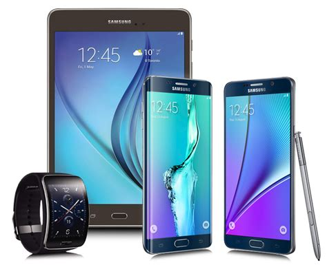 the list brand new samsung galaxy phones and tablets prices