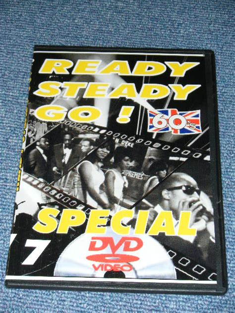 No At All Ep S Going Steady 1998 Cd va omnibus ready steady go 7 motown special dvd r dvd garitto