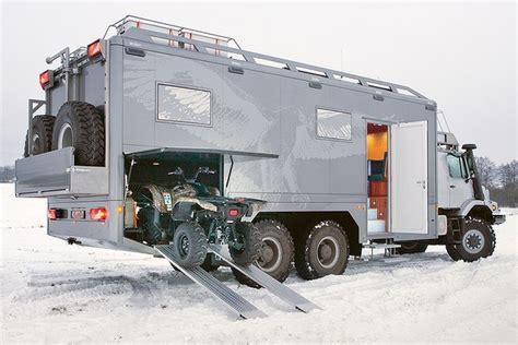 4x4 garage meet the zetros apocalypse ready motorhome vogel talks