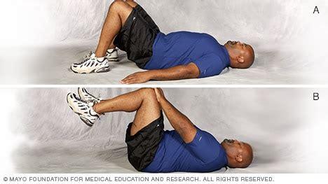 show exercises  improve  core strength mayo