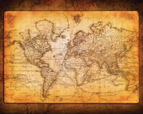 vintage maps world map antique vintage style decorative