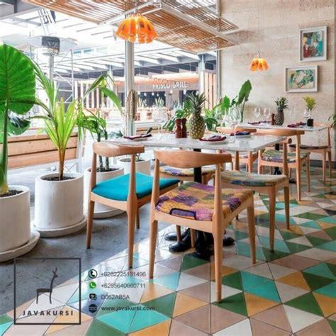 Meja Cafe Murah Jogja kursi meja cafe vintage jual furniture kursi jepara