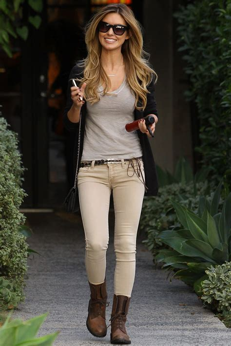 Style Audrina Patridge by Audrina Patridge Style Leaving Andy Lecompte