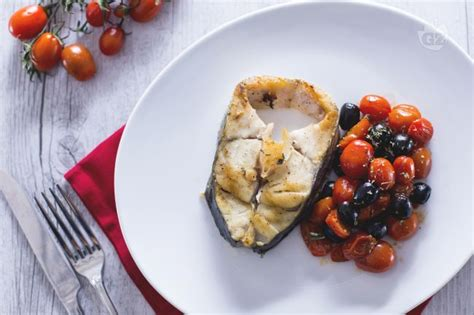 cucinare ombrina ricetta trancio di ombrina grigliato la ricetta di