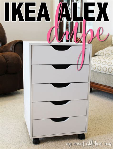 Alex Drawer Dupe alex dupe newest addiction
