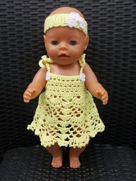baby jurk haken en breien renate s haken en zo gratis haak patroon jurkje en mutsje