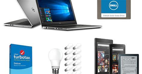 techbargains weekend electronics deals led bulbs