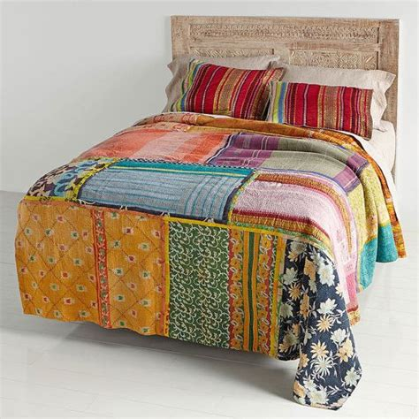 17 best images about kanthas on bedding