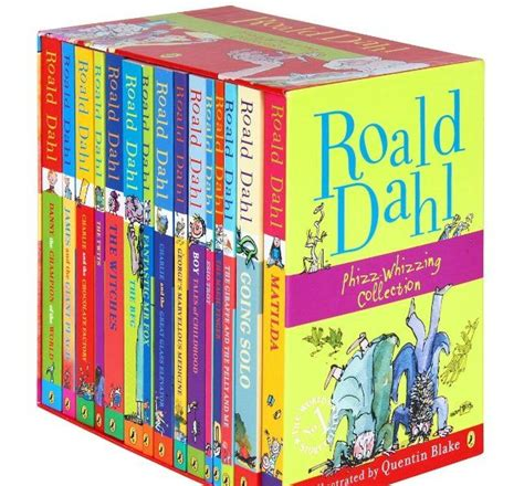 Fantastic Factory 25 the 25 best roald dahl box set ideas on roald