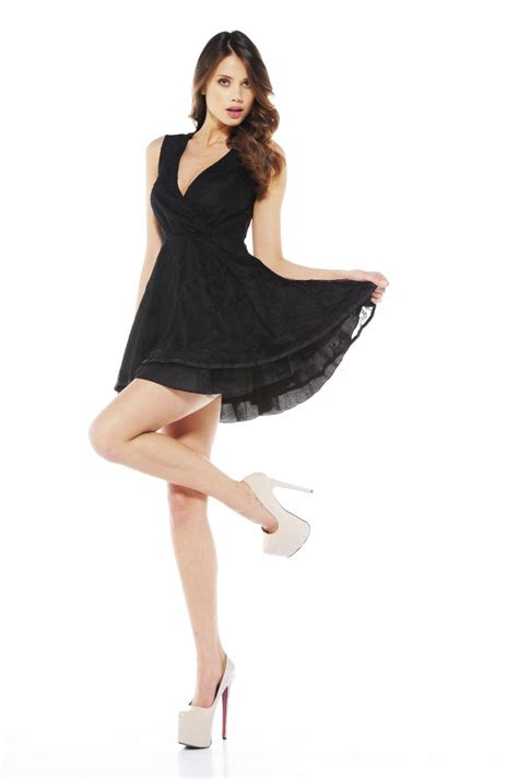 Black Cocktail Dresses   Bold and Beautiful   Ohh My My