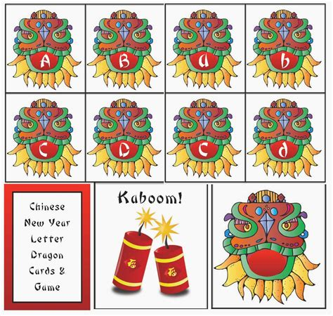 new year animal printables classroom freebies new year alphabet card packet