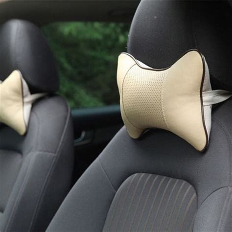pillow for driving neck pillow car headrest supports neck while you are