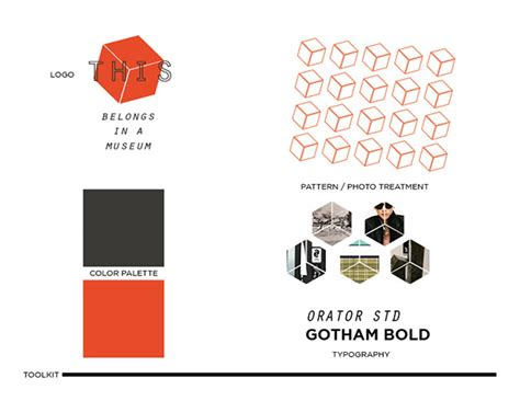 environmental design visual communication this belongs in a museum an expansion on student show