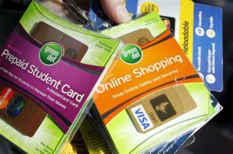 Pre Paid Gift Card - prepaid cards