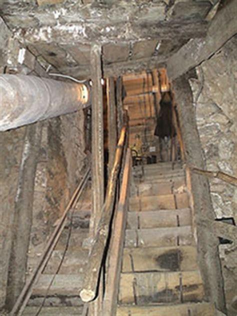 museo delle miniere santa fiora amiata galleria