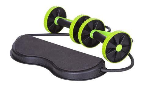 Alat Fitness Wheel Roller alat fitness multifungsi ab wheel revoflex xtreme rally black jakartanotebook