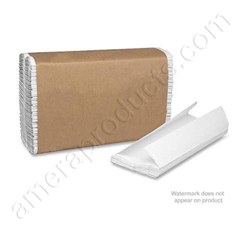 Paper Towel Napkin Folding - c fold paper towel 2400 sheets per sco 506115