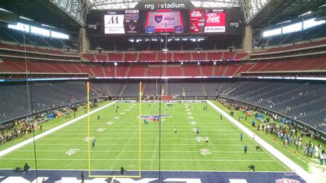 What Is Section 351 by Nrg Stadium Section 351 Houston Texans Rateyourseats