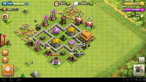 layout for town hall 3 clash of clans town hall 3 farming defense base layout