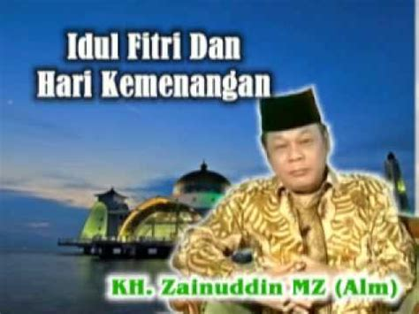 download mp3 ceramah idul adha download ceramah maulid nabi kh zainuddin mz marhaban ya