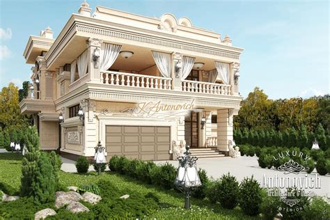 Studio Apartment Plans exterior design villa dubai
