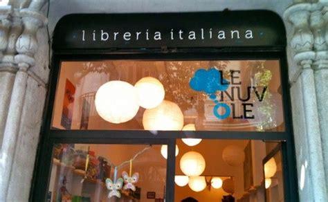 libreria le nuvole libreria italiana le nuvole un angolo made in italy a
