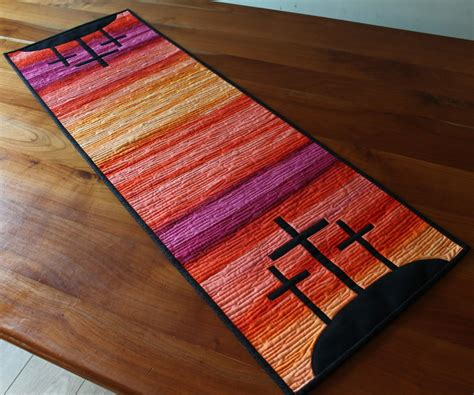 Quilt Table Runner Patterns » Home Design 2017